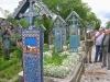 Wesoly cmentarz w Sapancie